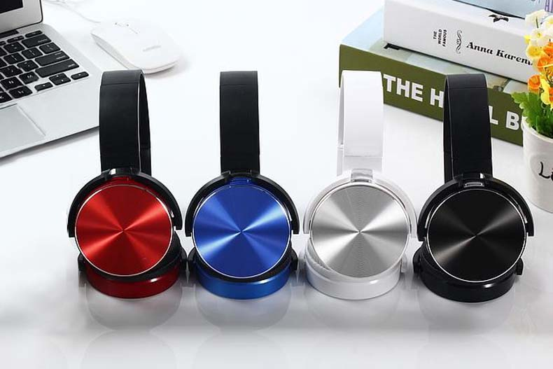 4 színű fejhallgató