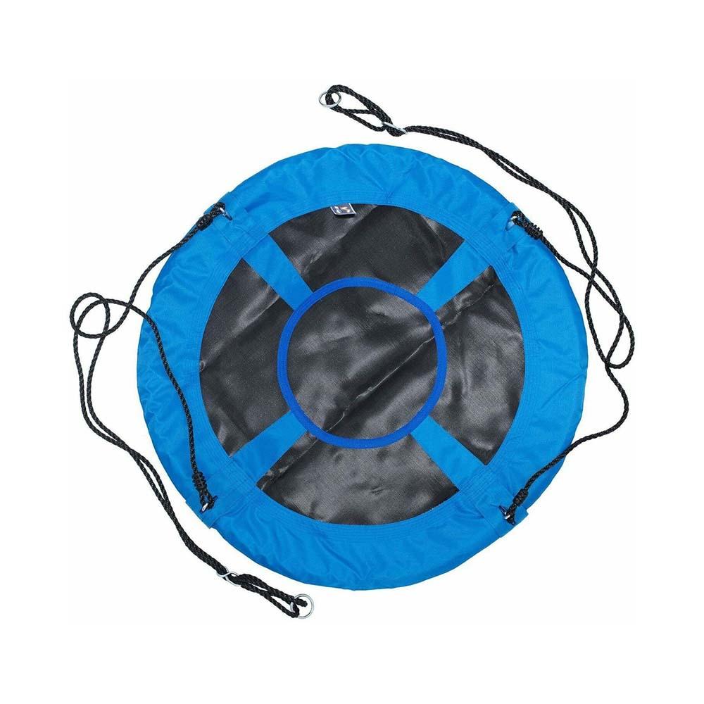 Fészekhinta-110 cm-es-kék-sátor nélkül
