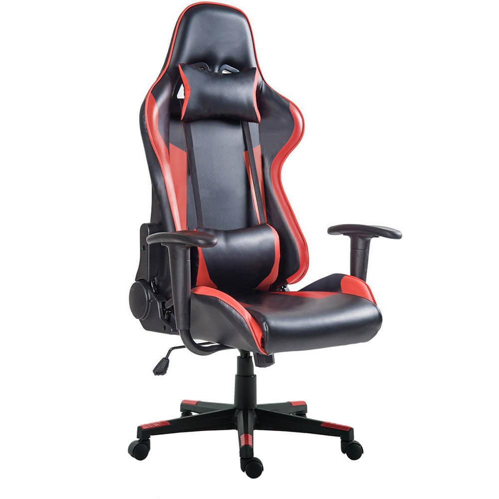 Piros gamer szék pro