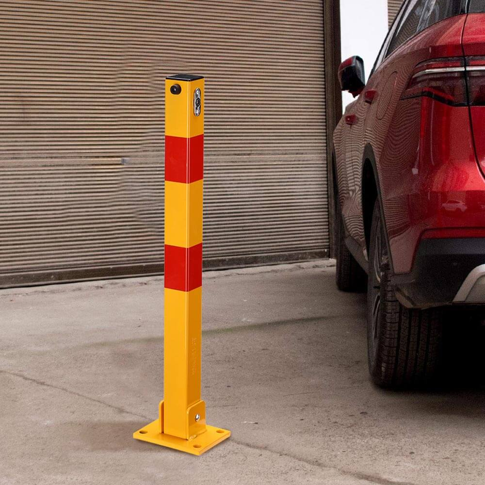 2db Parkolásgátló oszlop