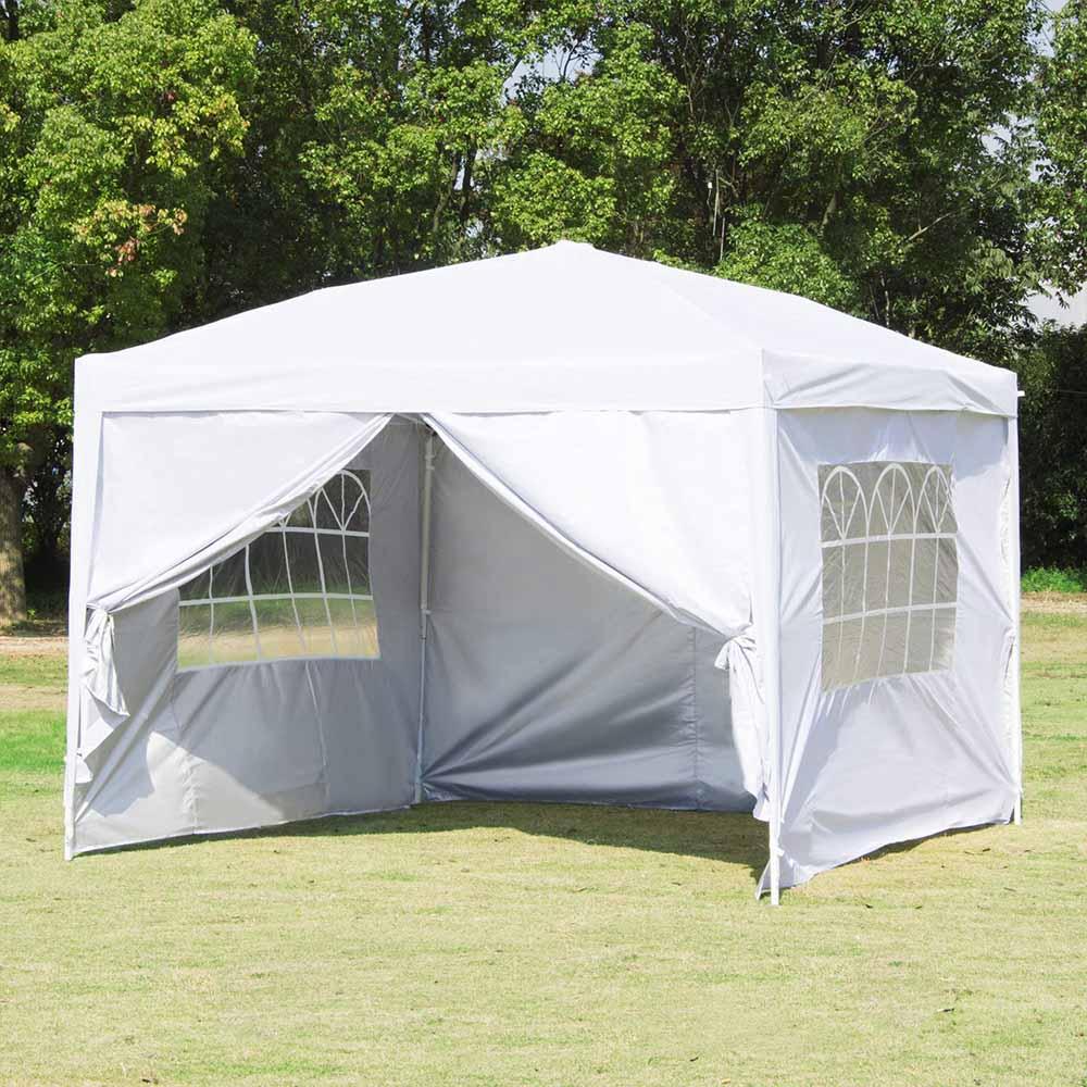 3x3-as party sátor