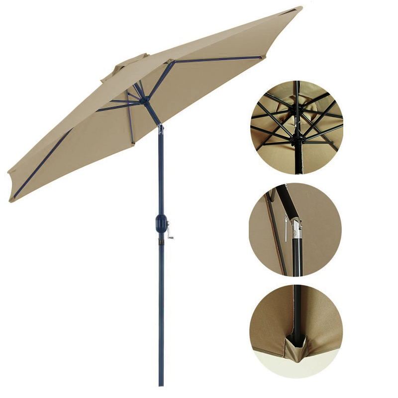 khaki napernyő