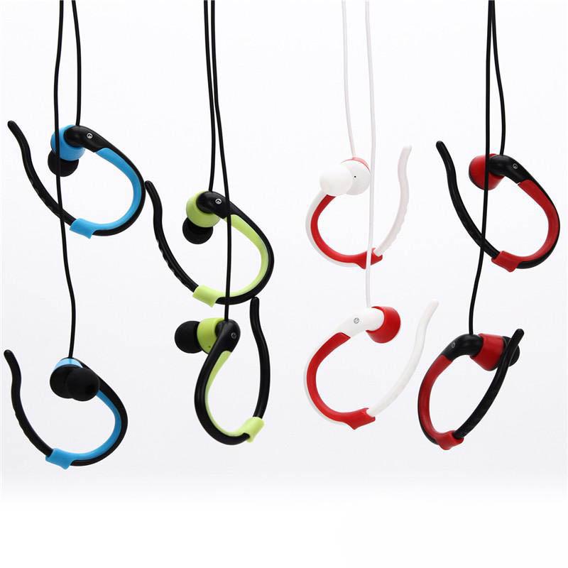Sport fülhallgató 4 színben