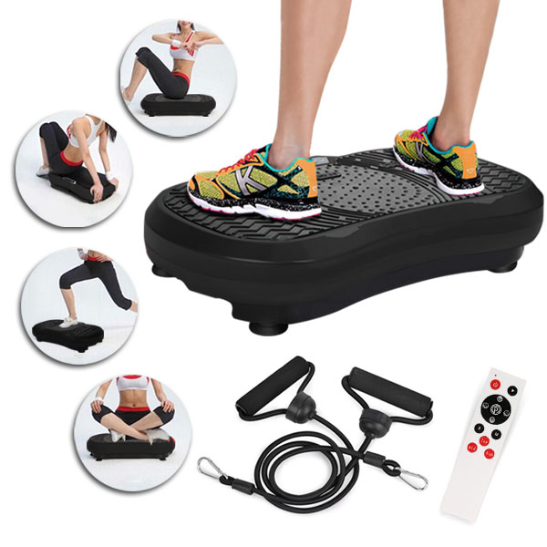 Vibrációs tréner otthoni edzéshez